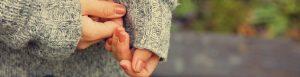 girl's hands